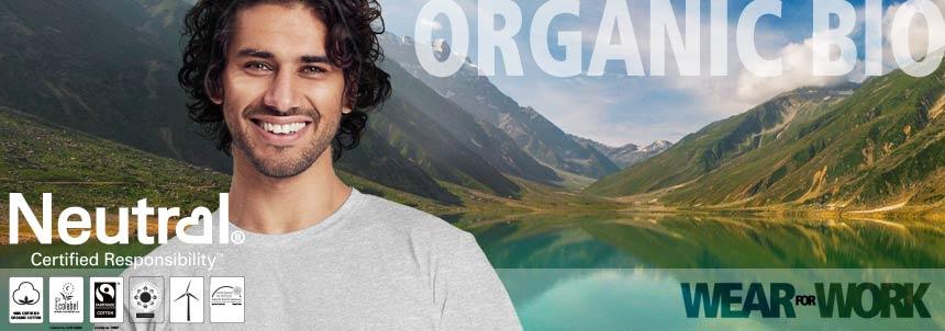 Neutral | Organic Workwear