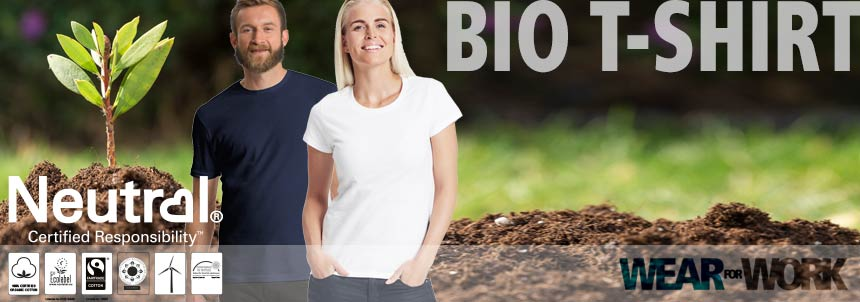 Nachhaltige Bio T-Shirts Fairtrade
