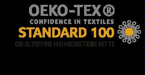 Carson Workwear Oeko-Tex 100 Logo